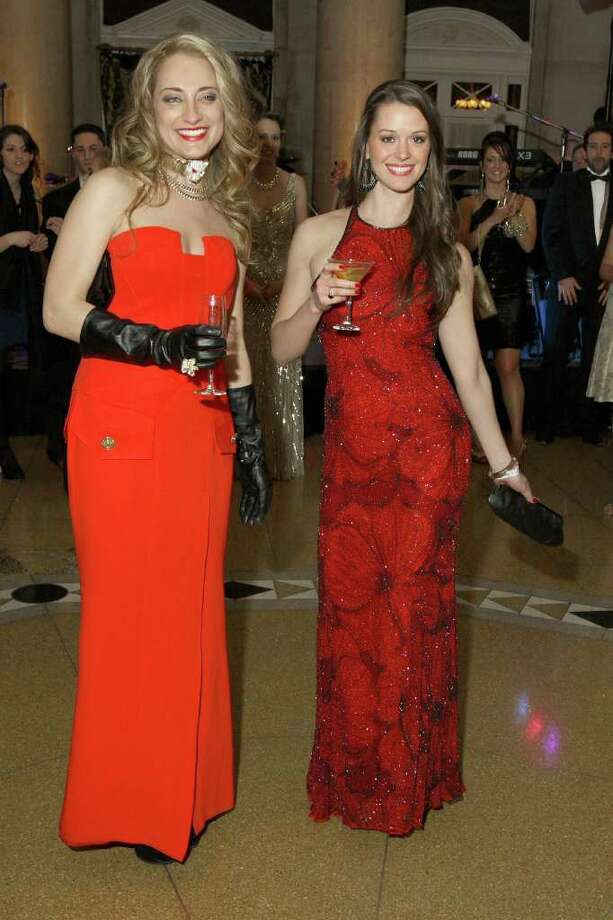 """Were you SEEN at SPAC's Second Annual Winter Ball -- """"BOND: Shaken not Stirred"""" -- at the Hall of Springs in Saratoga Springs on Saturday, Feb. 25, 2012? Photo: Joe"""