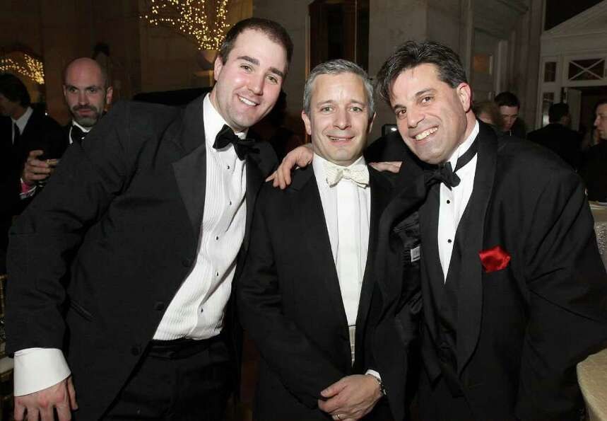 "Were you SEEN at SPAC's Second Annual Winter Ball -- ""BOND: Shaken not Stirred"" -- at the Hall"