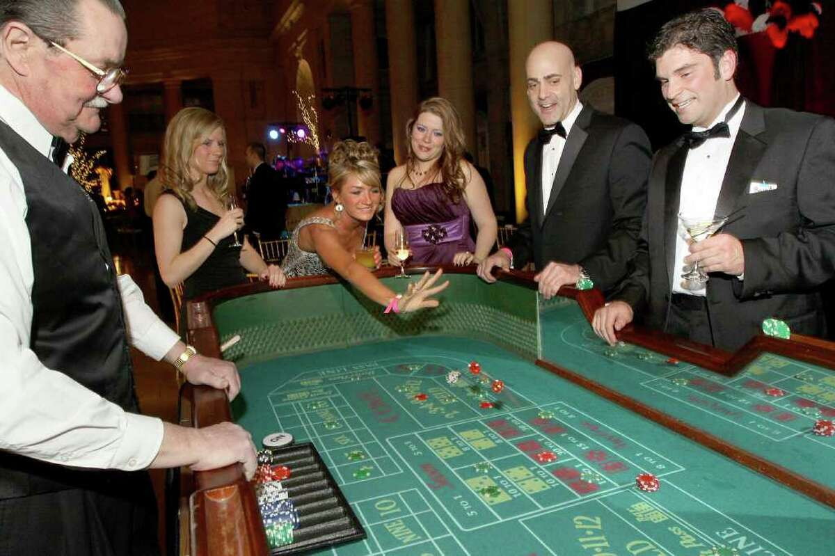 Were you SEEN at SPAC's Second Annual Winter Ball --