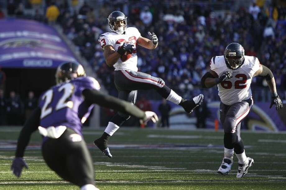 Oct. 31, 2011: While driving, the grass is always greener in the other lane.  (Brett Coomer / Houston Chronicle)