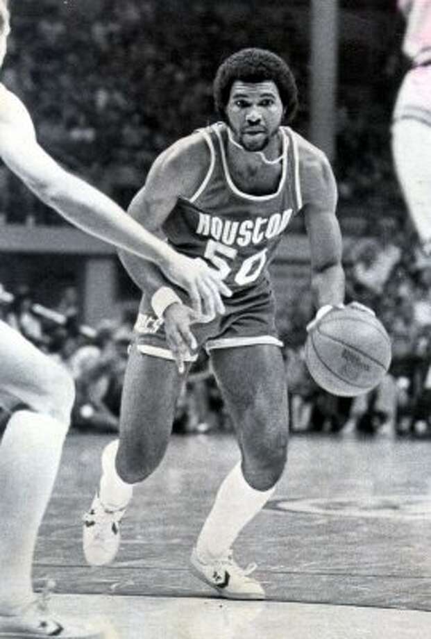 Robert Reid, Clemens: Failed to score for Houston at Kansas City on Oct. 21, 1977. Reid averaged 11.4 points in 919 career games. (Express-News file photo)