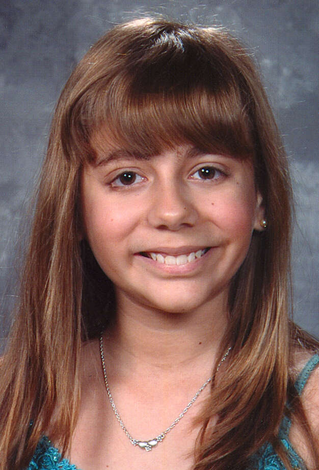 "Francesca ""Franki"" Alexandra Casseb, 12, seen in this undated courtesy photo provided by her family, died Aug. 12, 2007.   From her obit in the Express-News:  A straight ""A"" student, middle schooler Francesca ""Frankie"" Casseb had already read Jane Austen, was wading through ""War and Peace"" and re-reading her favorite book, ""Gone With the Wind.""  ""Frankie,"" her mother, Bebe Casseb, said, ""finished her kid books and moved on to 'Moby Dick' and Ernest Hemingway.""  On Saturday, Frankie pulled out Mitch Albom's ""The Five People You Meet in Heaven,"" a book she'd read previously and pored through it again.  The next day, Frankie drowned in Lake Dunlap during an outing with her family. / FAMILY"