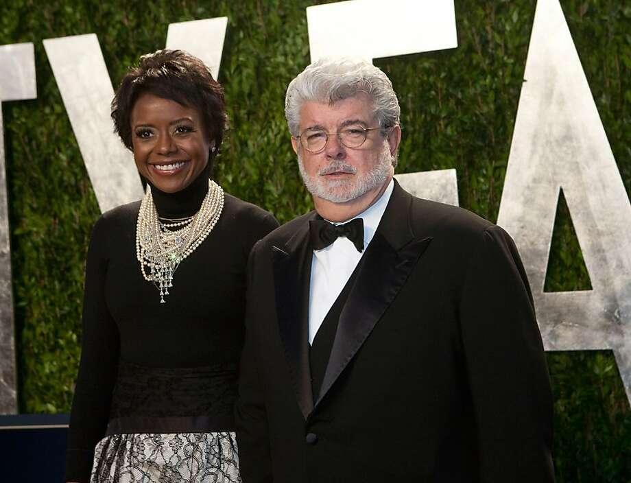 George Lucas will build his digital facility elsewhere. Photo: Adrian Sanchez-gonzalez, AFP/Getty Images