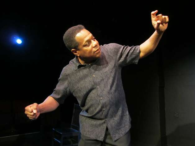 "Brian Copeland's ""The Waiting Period"" returns to the Marsh on Friday. Photo: Patti Meyer"