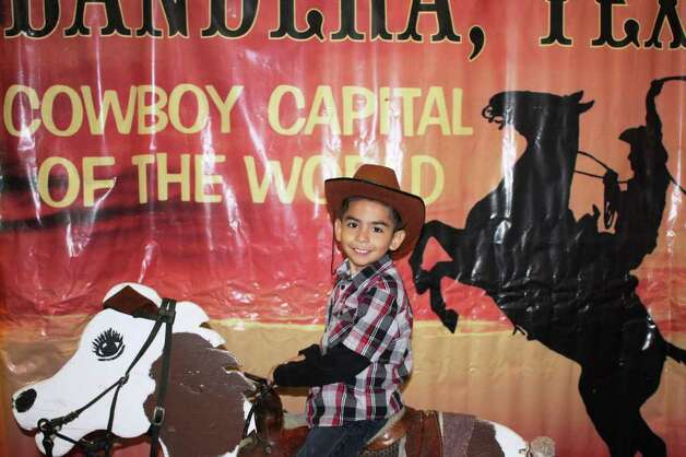 San Antonio Stock Show & Rodeo – Saturday, March 25, 2012 Photo: Express-News