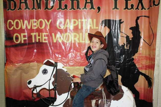 San Antonio Stock Show & Rodeo – Sunday, March 26, 2012 Photo: Express-News