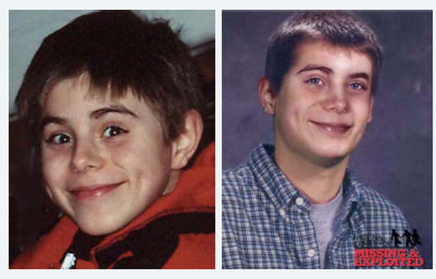 Richard 'Cody' Haynes disappeared on Sept. 12, 2004, from his home in Kittitas. He was 11 at the time. The photo on the right depicts Haynes as he would have appeared at age 15 in 2008. Anyone with information may contact the Kittitas Police Department at 509-925-8534.
