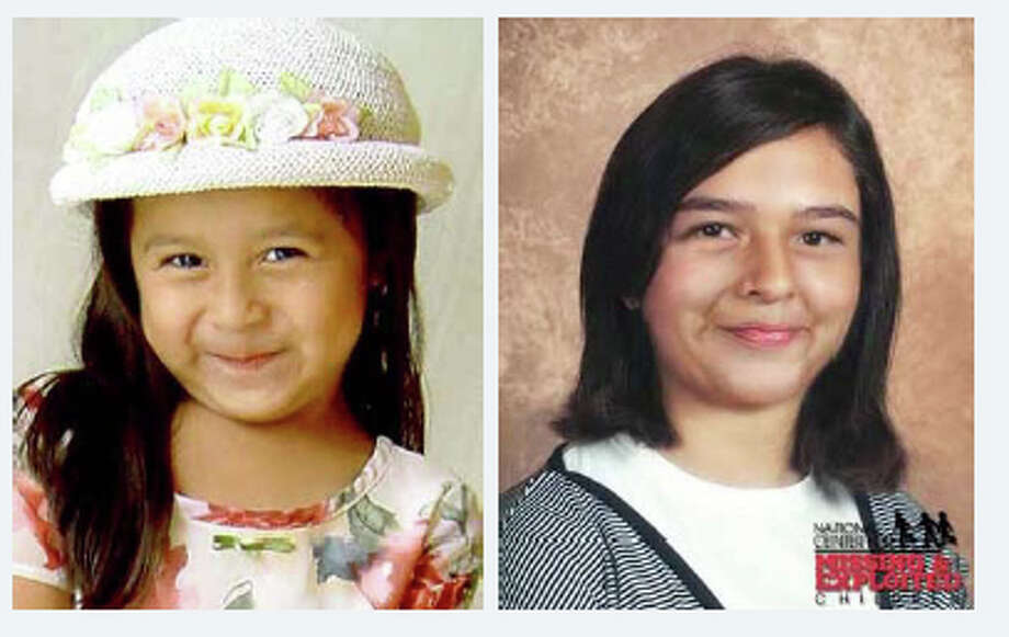 Sofia Juarez went missing on Feb. 4, 2003, at age 5. She was last seen at her home in Kennewick. At the time, she was wearing blue overalls, a red shirt, violet socks and white shoes; investigators note she has a mole under her left eye. The photo on the right depicts her as she would have appeared in 2009 at age 11. Anyone with information may contact the Kennewick Police Department at 509-585-4208.