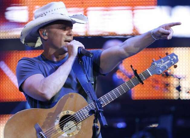 March 12 -- Kenny Chesney