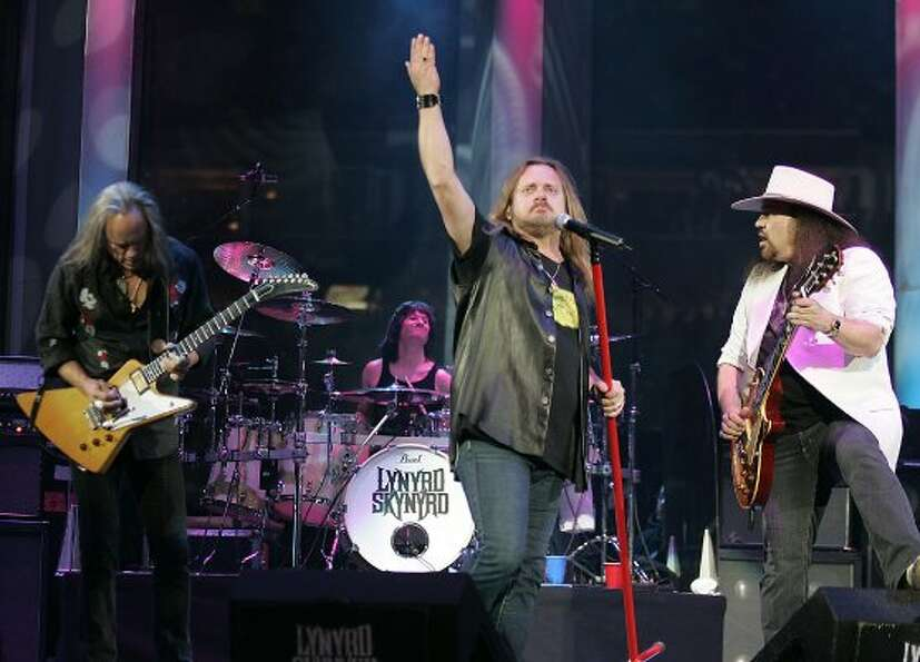Southern rockers Lynyrd Skynyrd previously announced they would stop using the Confederate flag in p