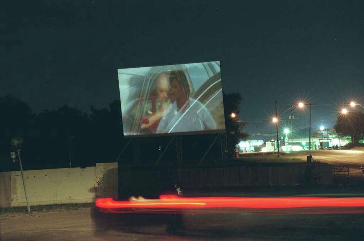 PHOTO FOR GRAPHIC FELIPE S. EN file photo of Mission Drive-In.6-7-1997 3100 Roosevelt.PHOTO BY Matt Hinton SPECIAL TO EN