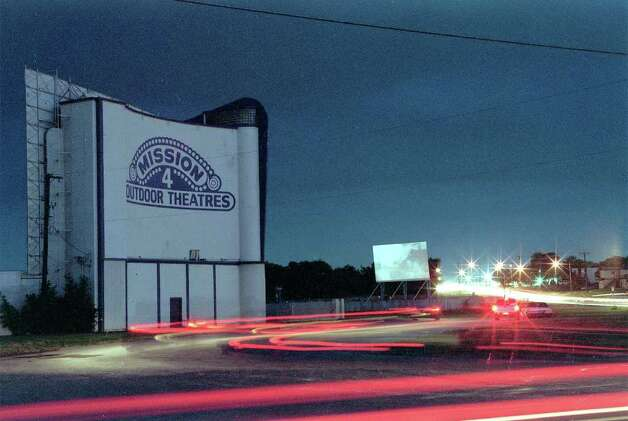 Mission Drive-In as seen in June 1997. Photo: Matt Hinton