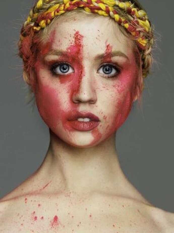 Allison Harvard grew up in Houston: America's Next Top Model, Cycle 12 (2009) and All-Stars (2011) (Keith Major)