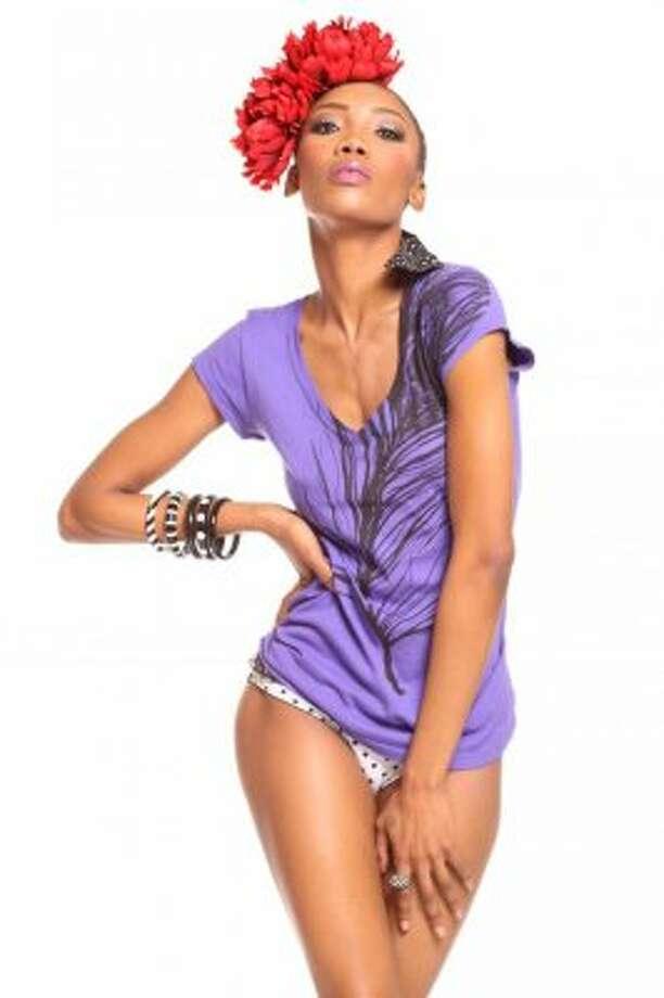 Brandy Rusher of Houston: America's Next Top Model, Cycle 4 (2005)