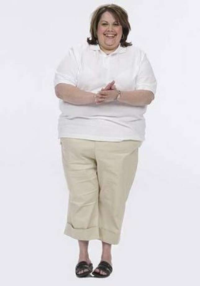 Amber Walker of Pasadena: The Biggest Loser, Season 4 (2007)