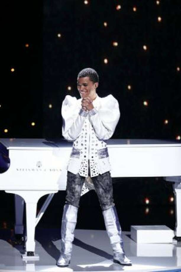 Daniel Joseph Baker of Katy: America's Got Talent, Season 7 (2012) (Trae Patton / Trae Patton/NBC)
