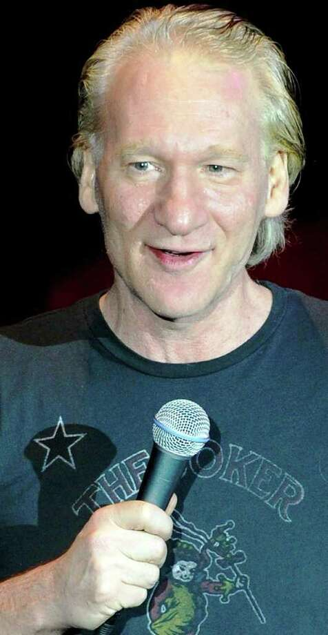 Television host and comedian Bill Maher performs at The Orleans Hotel & Casino July 2, 2011 in Las Vegas, Nevada. Photo: Ethan Miller, Getty Images / 2011 Getty Images