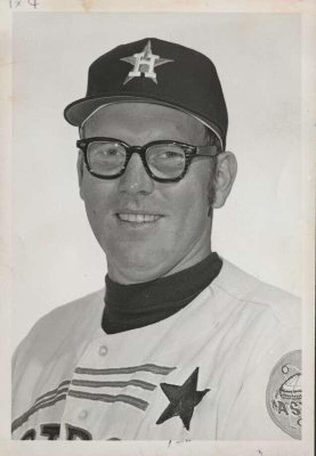 Fred Gladding, 1969-72: 20-23, 3.44 ERA, 73-89 SV (82.0 percent), 243.2 IP, 256 H, 85 BB, 121 K, 104 ERA+  (Gulf Photo / Gulf Photo)