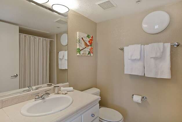 One of two full bathrooms. Photo: OpenHomesPhotography.com