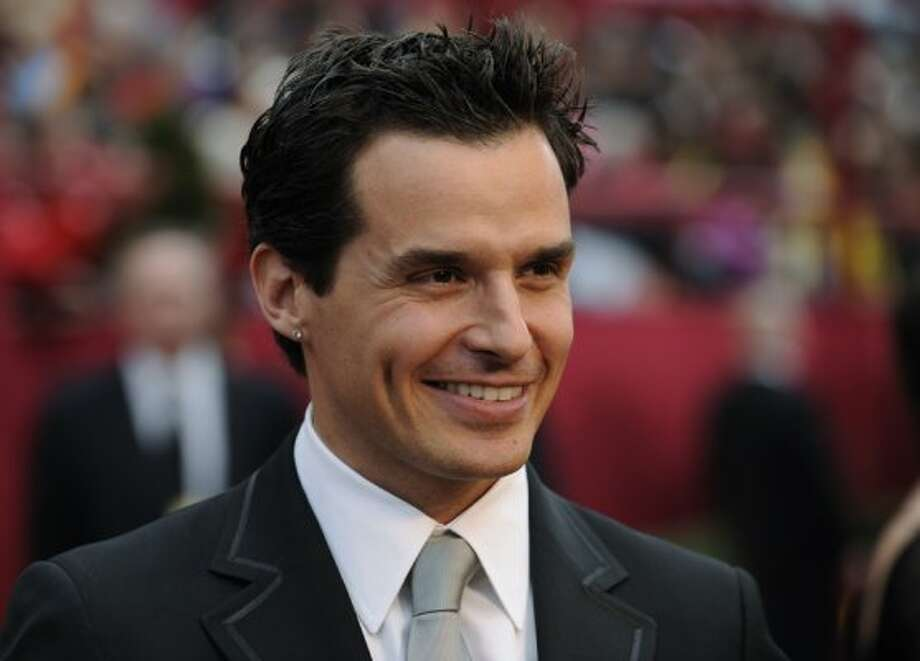 Actor Antonio Sabato, Jr. (1972) (Chris Pizzello / AP)