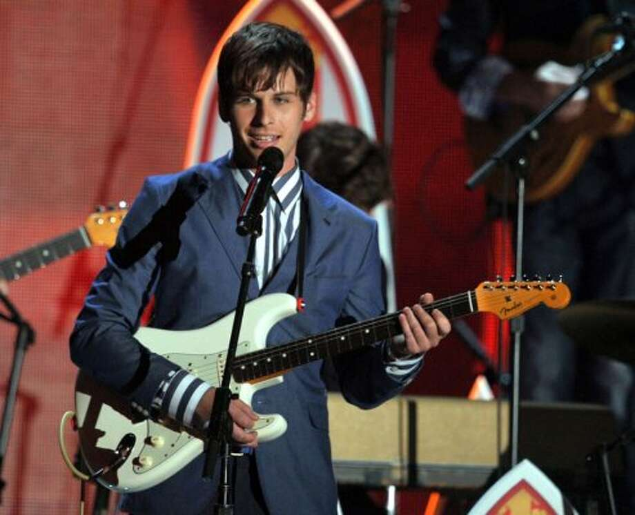 Musician Mark Foster, of Foster the People (1984) (Kevin Winter / Getty Images)