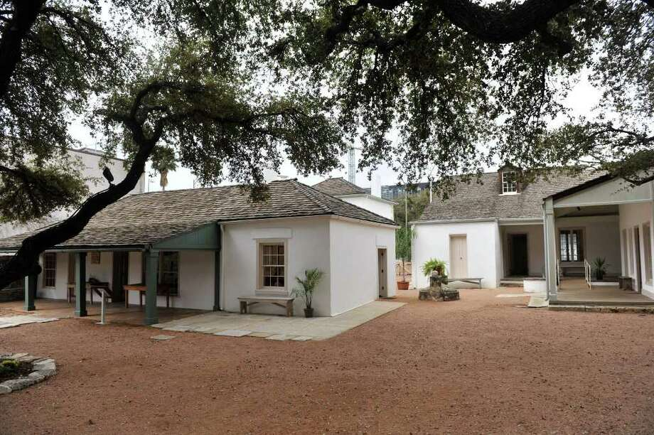 "The Casa Navarro State Historic site features ""modern interactive exhibits"" after of the former home of Jose Antonio Navarro, a signer of the Texas Declaration of Independence. Photo: Robin Jerstad, For The Express-News"