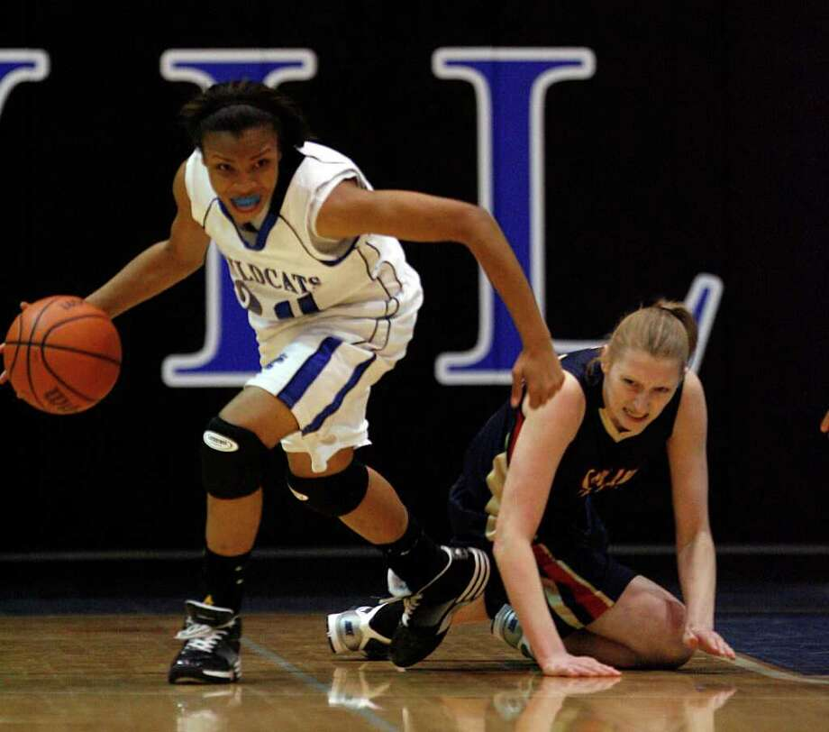Girls basketball second teamBrianna Taylor, Dekaney Photo: Johnny Hanson / Houston Chronicle