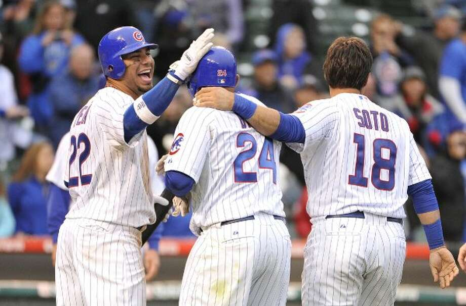Chicago Cubs 30/1  (Brian Kersey / Associated Press)