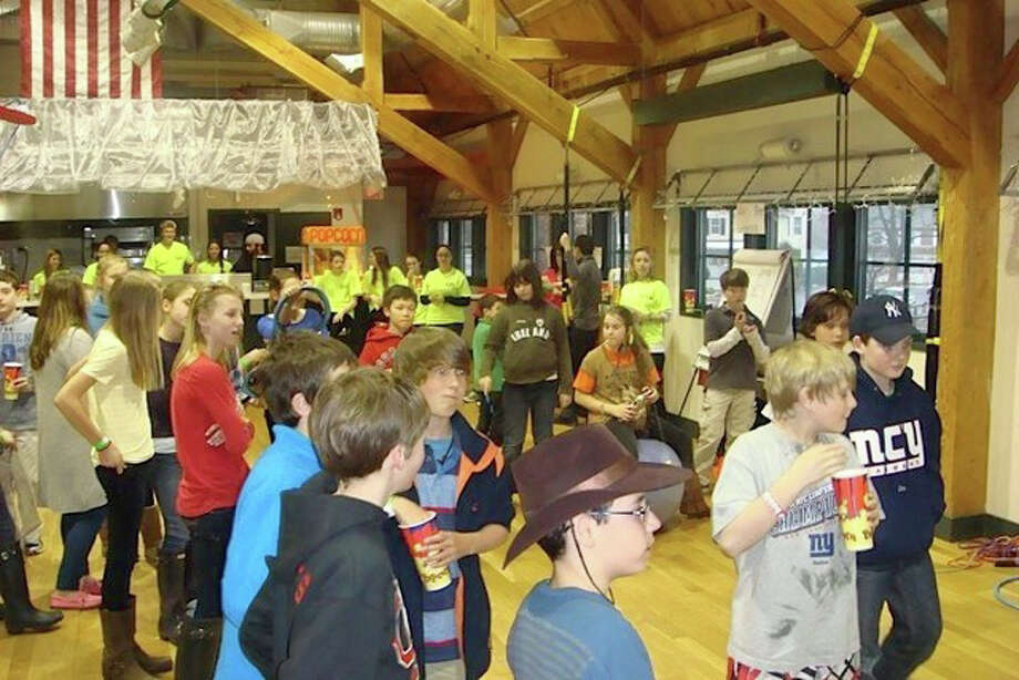 More than 100 kids attended Energizing Education at the Outback Teen Center Friday, Feb. 24, to help raise funds for students in Nicaragua. Photo: Contributed Photo