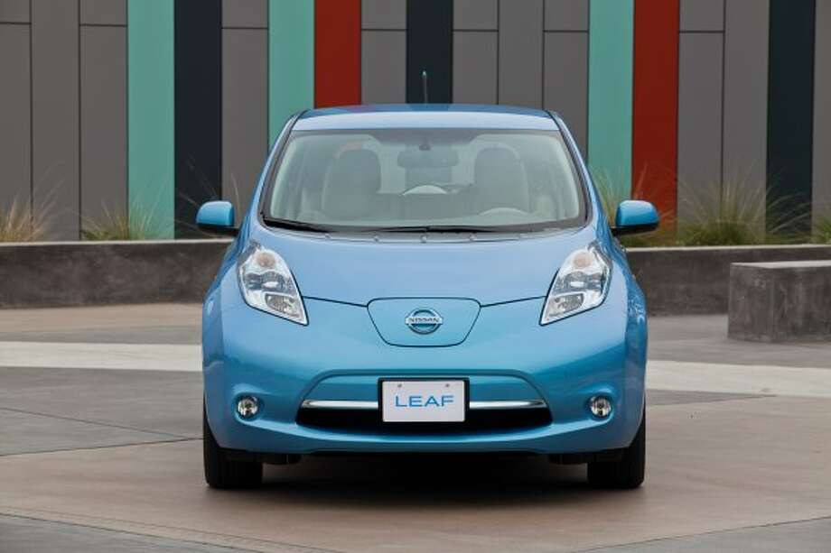 Nissan Leaf: 99 mpg combined, 106 city mpg, 92 higway mpg (2008)