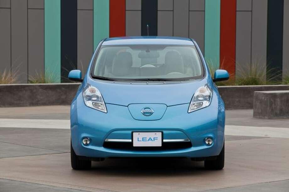 Nissan Leaf: 99 mpg combined, 106 city mpg, 92 higway mpg (2008)
