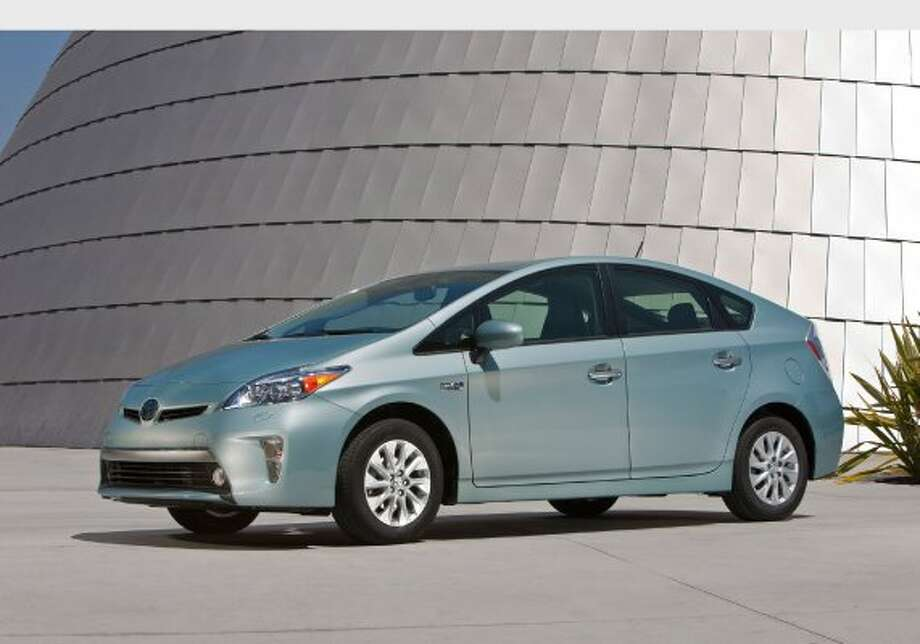 Toyota Prius: 50 mpg combined, 51 city mpg, 48 higway mpg (Associated Press)