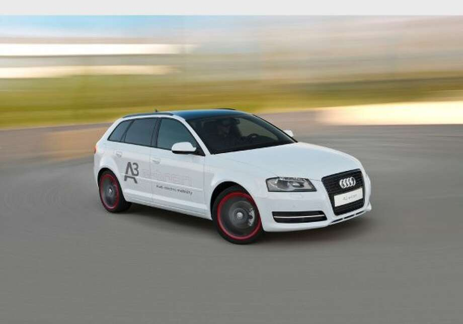 Audi A3: 34 mpg combined, 30 city mpg, 42 higway mpg (Associated Press)
