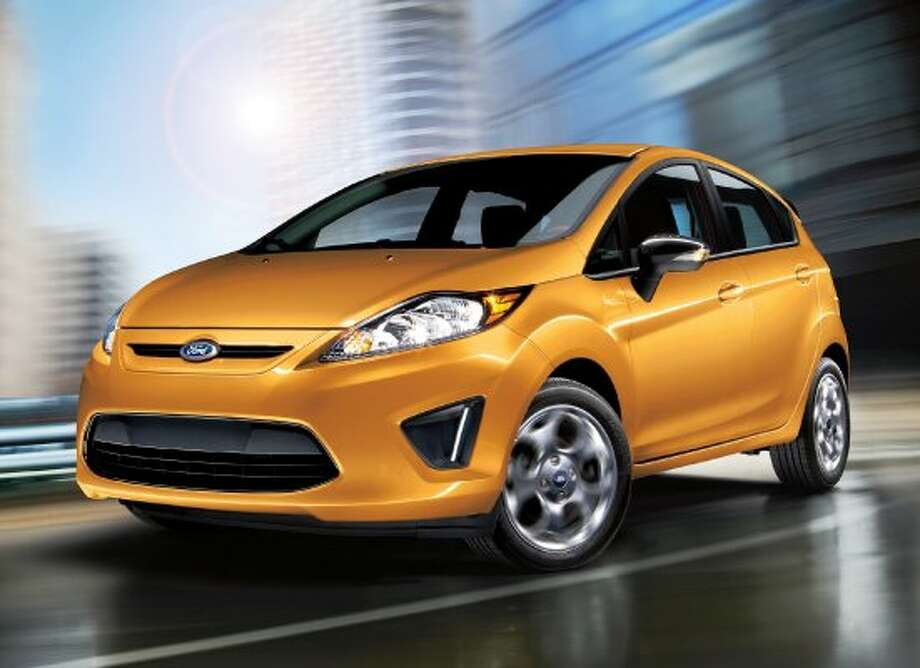 Ford Fiesta: 33 mpg combined, 29 city mpg, 40 higway mpg (Ford / 2011 Ford Motor Company)