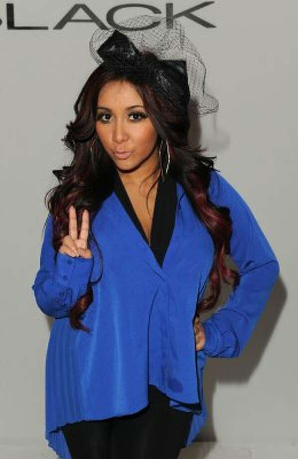 """""""Jersey  Shore"""" star Snooki appeared on """"The Wendy Williams Show"""" in 2010 to talk about her eating disorder. """"I don't think it was as serious as people think it is to me because I recovered so quickly, but um I definitely had something going on,"""" she said."""