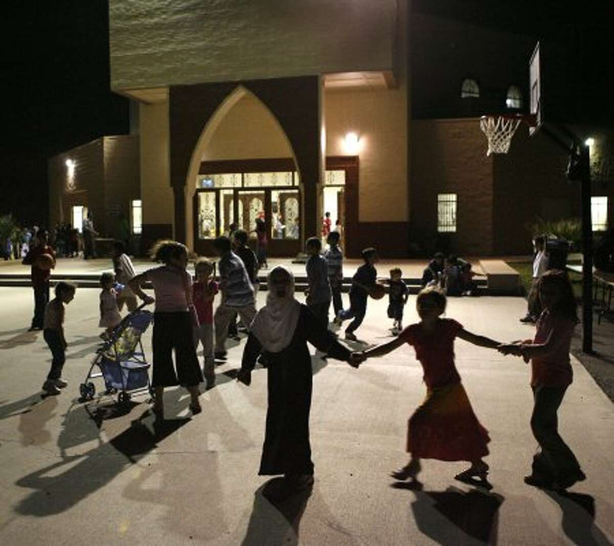 Mission Bend Masjid (Carlos Antonio Rios / Houston Chronicle)