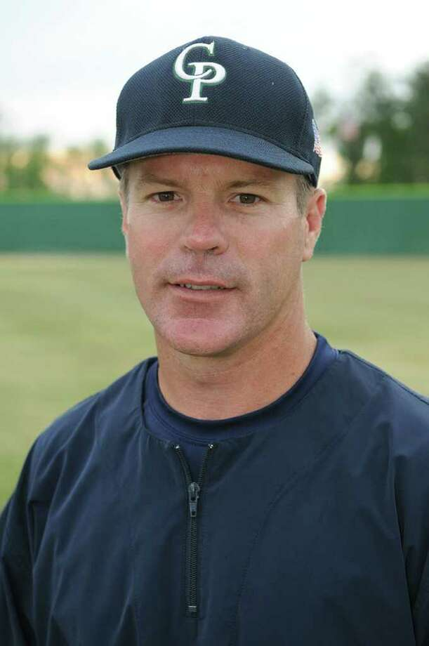 College Park Head Baseball Coach Jason Washburn Photo: Jerry Baker / Freelance