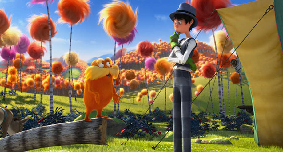 Film review The Lorax /  2012 Universal Pictures