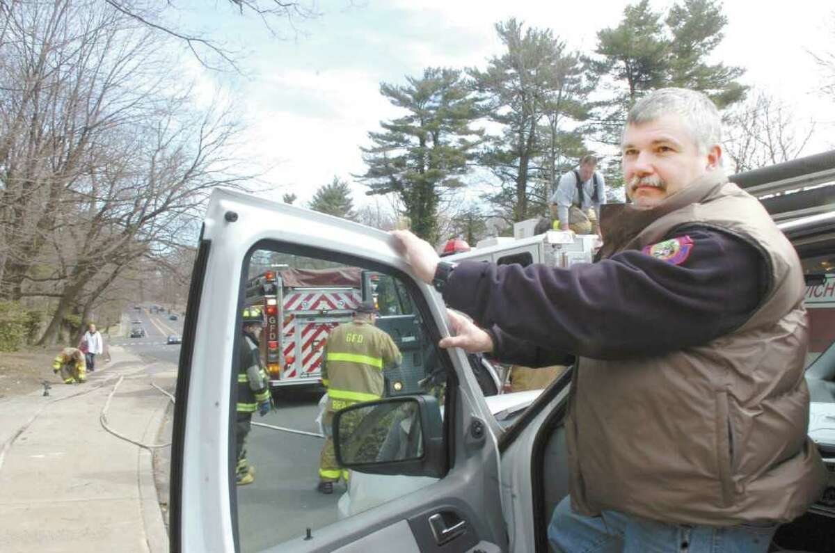 Deputy Fire Marshal Jim McDonald, shown here in 2009, has been appointed acting fire marshal following the retirement of longtime Fire Marshal Joseph Benoit.