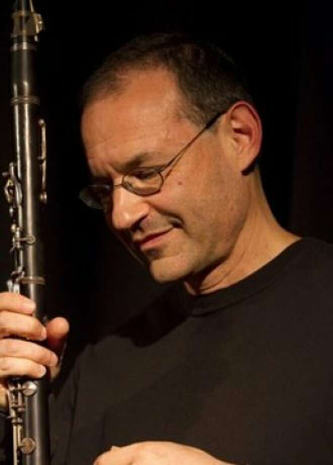 "Ben Goldberg premiers ""Orphic Machine"" today at Freight & Salvage in Berkeley (3/4/12) Photo: Freight & Salvage"