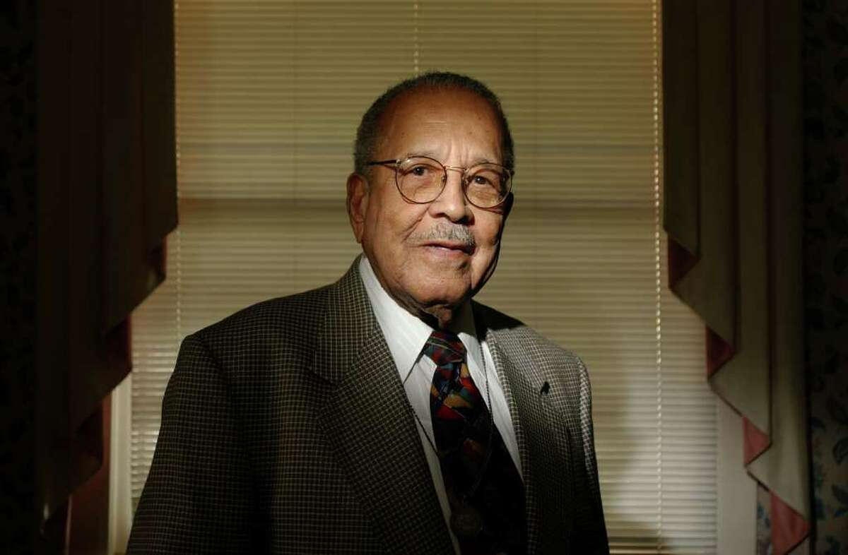 The Rev. Claude Black Jr. collected thousands of pages of documents and photos.