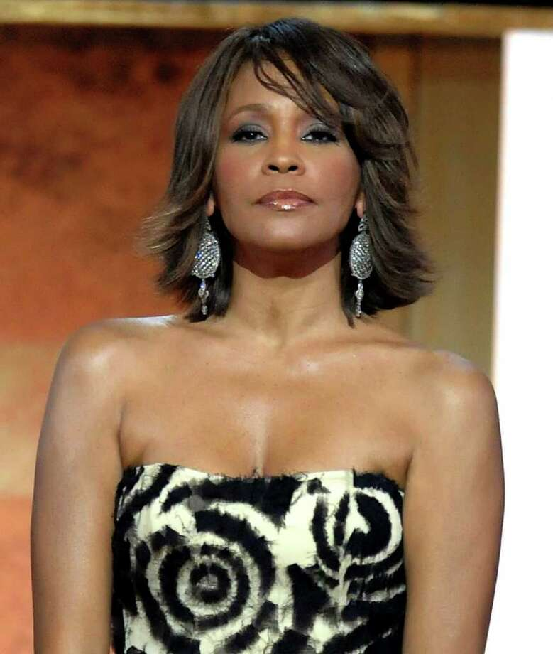Most mentioned eventsNo. 3 - Death of Whitney Houston Photo: Evan Agostini / AP2009