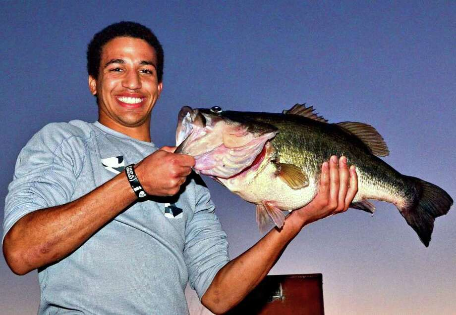 March is Texas' top trophy-bass-producing month and accounts for the bulk of the 13-pound or heavier bass entered in Texas' ShareLunker program. Photo: Texas Parks And Wildlife Dept.