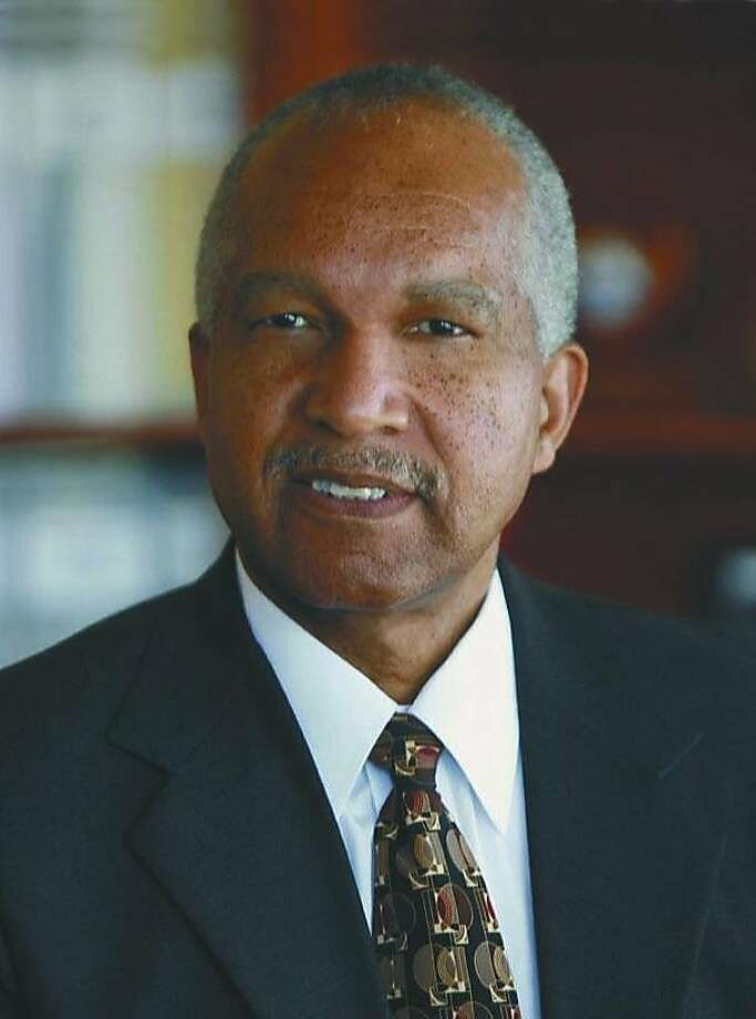 Don Griffin, City College's last non-interim chancellor, retired because of a brain tumor. Photo: City College Of San Francisco