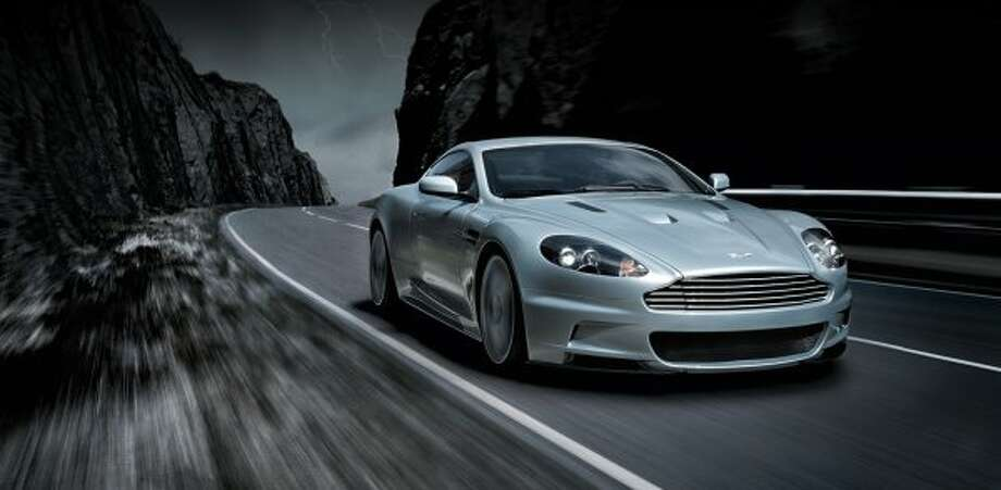 Aston Martin DBS also doesn't come close to the Toyota Prius or the Nissan Leaf. The Aston Martin DBS gets 13 combined miles per gallon.  (Aston Martin )