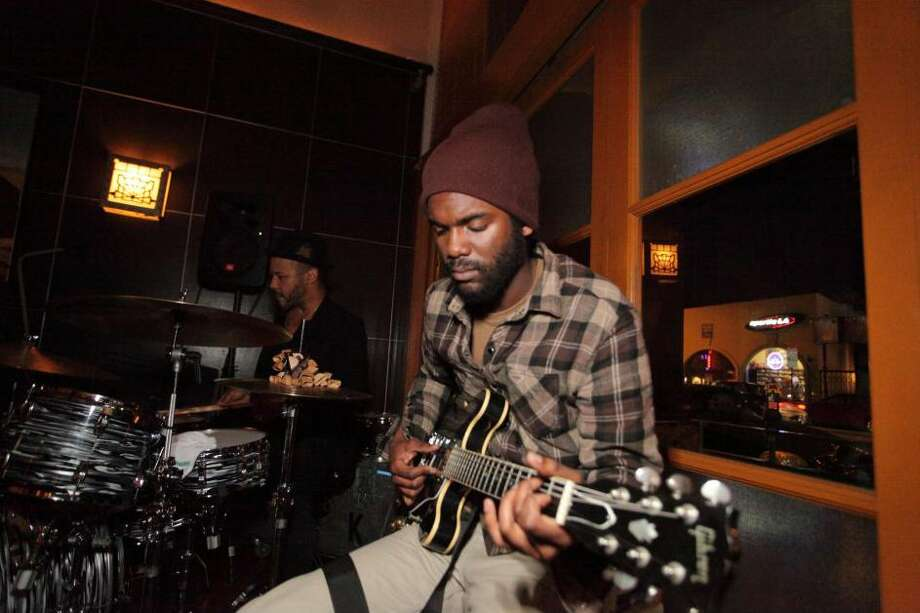 Blues-guitarist Gary Clark Jr. releases his new album Oct. 22. Photo Warner Bros. Photo: Warner Bros.