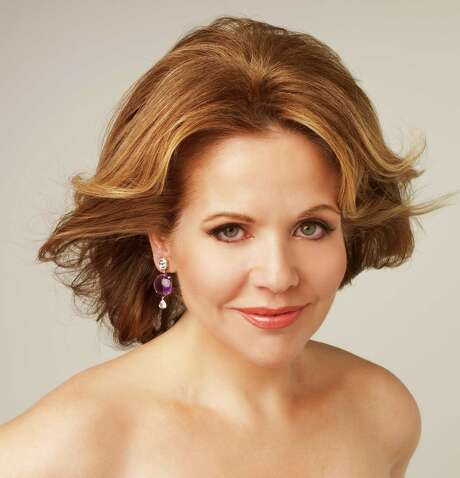Superstar soprano Renee Fleming will perform with the San Antonio Symphony. Courtesy Andrew Eccles Photo: COURTESY ANDREW ECCLES