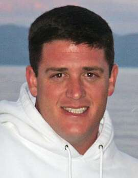 Photo of U.S. Army Capt. Mark Paine.
