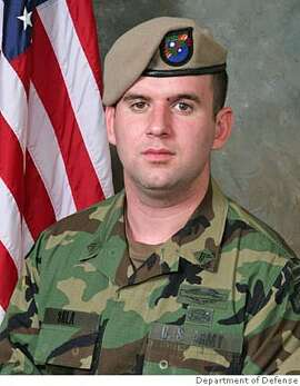 Cpl. Timothy M. Shea assigned to 3rd Battalion, 75th Ranger Regiment died Aug. 25, 2005, in Husaybah, Iraq, of injuries sustained when an improvised explosive device detonated near his position there. (Department of Defense) #######0423211400 Ran on: 08-29-2005  Cpl. Timothy Shea never complained about the conditions in Iraq, accord- ing to a friend. Ran on: 08-29-2005  Cpl. Timothy Shea never complained about the conditions in Iraq, accord- ing to a friend. #######0423211400