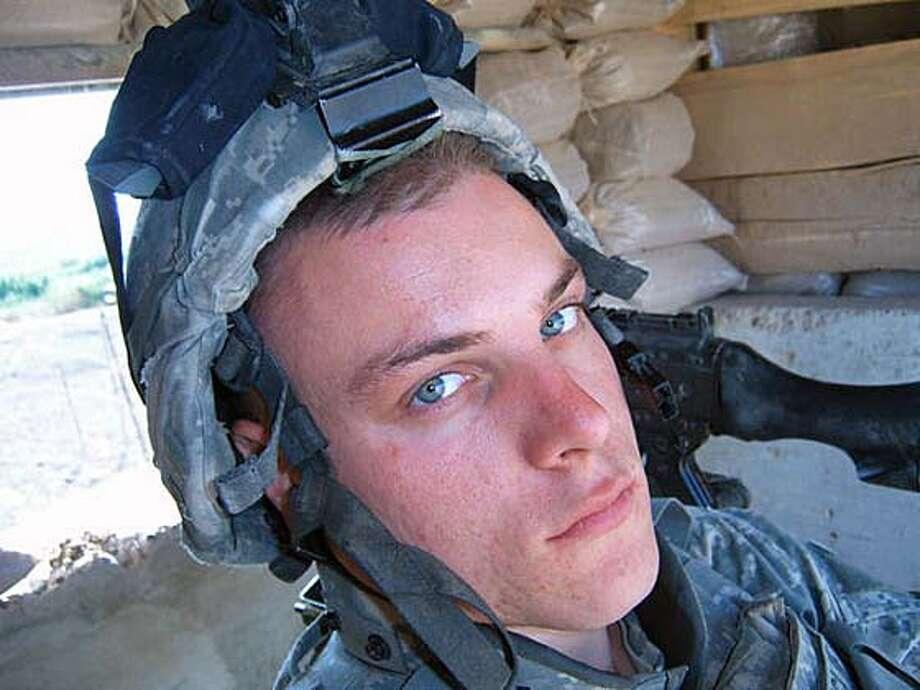 Santa Rosa soldier Caesar Samuel Viglienzone, who was killed in Iraq. Photo: Handout